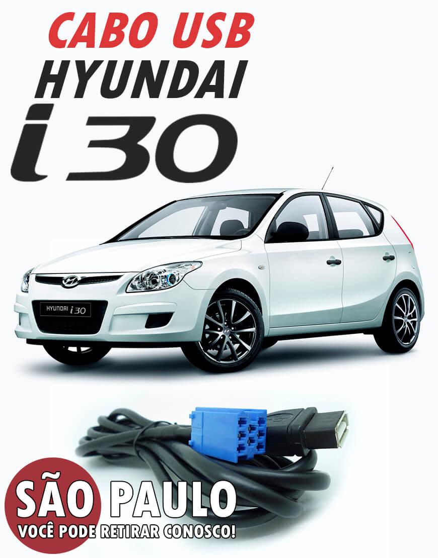 Cabo USB Hyundai i30