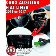 Cabo Auxiliar Fiat Linea 2013 Ao 2017