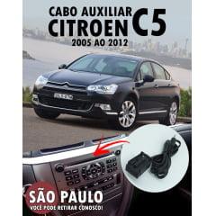 Cabo Auxiliar Citroen C5 Radio Rd4