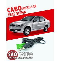 Cabo Auxiliar Fiat Siena com Chave Remoção