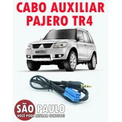 Cabo Auxiliar Pajero Tr4
