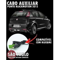 Cabo Auxiliar Punto Blackmotion 2015 + Chave De Remoção