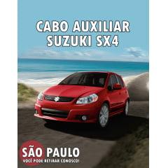 Cabo Auxiliar Suzuki Sx4