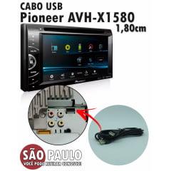 Cabo USB DVD Pionner AVH-X1580