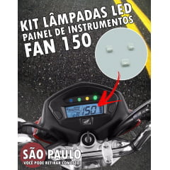Kit Led Painel Fan 150
