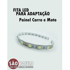 Fita LED para Adaptação Painel Carro Moto