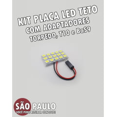 Kit Placa LED Teto