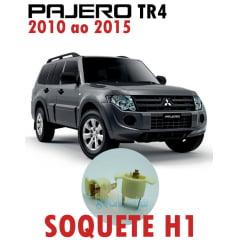 Soquete Farol Mitsubishi Pajero TR4 2010 ao 2015
