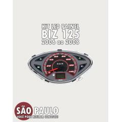 Kit Led Painel Honda Biz 125