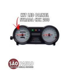 Kit LED Painel Strada Cbx 200