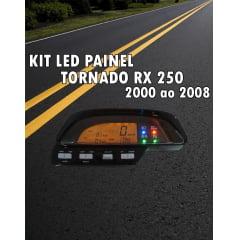 Kit Led Painel Tornado Rx 250 2000 ao 2008